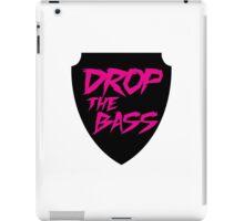 Drop The Bass Shield  iPad Case/Skin