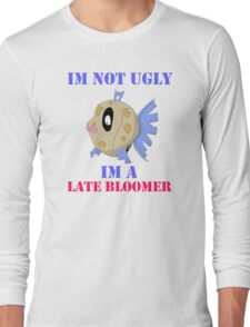 Febass Pokemon Long Sleeve T-Shirt