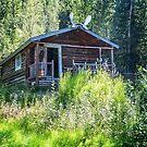 Robert Service Cabin by Yukondick