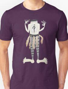 I'm Baffled Too Unisex T-Shirt