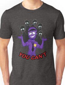 Purple Guy Unisex T-Shirt