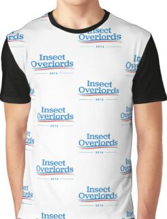 Insect Overlords 2016 Graphic T-Shirt