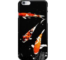 Oil Zen iPhone Case/Skin