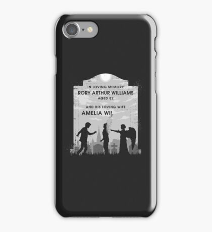 Goodbye Raggedy Man iPhone Case/Skin