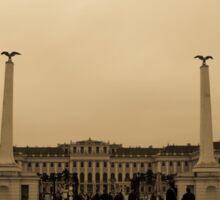 Schönbrunn Palace Sticker