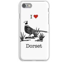 I love Dorset 5 iPhone Case/Skin