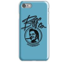Biff Co. iPhone Case/Skin
