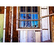 Old Building in Tombstone Photographic Print