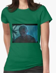 Roy Batty Womens Fitted T-Shirt