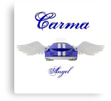 Carma- Angel Canvas Print