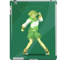 Dancing Pidge  iPad Case/Skin