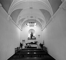 Chapel of Our Lady of Socorro by James2001