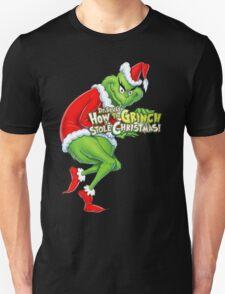 Dr. seuss' THE GRINCH - HOW STOLE CHRISTMAS Unisex T-Shirt