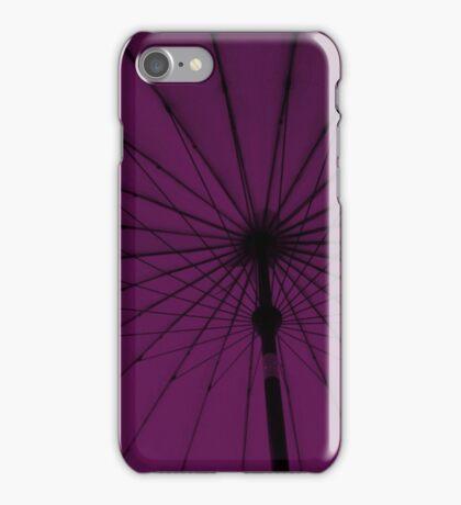 Shady Violet iPhone Case/Skin