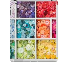 Bright buttons... iPad Case/Skin