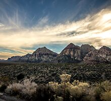 Red Rock Canyon by EvelynGonzalez