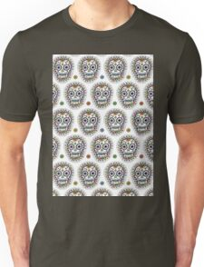 sugar skull hero T-Shirt