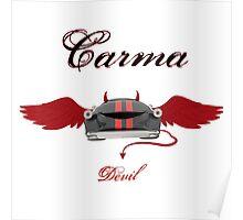 Carma- Devil Poster