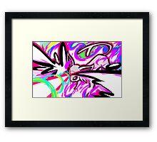 Espeon | Psybeam Framed Print