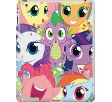 Spike's Birthday! iPad Case/Skin