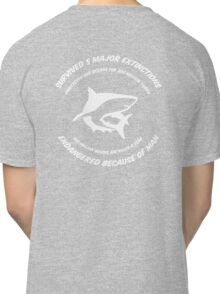 Protect our sharks Classic T-Shirt