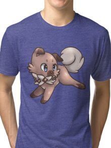 Rockruff Tri-blend T-Shirt