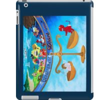 Contentment and Desire iPad Case/Skin