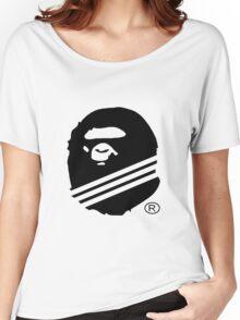 BAPE Women's Relaxed Fit T-Shirt