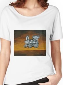 The Train  Women's Relaxed Fit T-Shirt