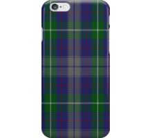 01558 American Society of Travel Agents Tartan iPhone Case/Skin