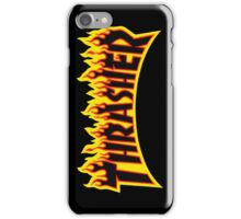 Flame Logo iPhone Case/Skin