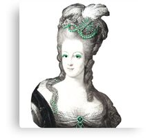Marie Antoinette, French Queen  Canvas Print