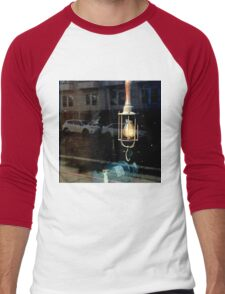 What Light Through Yonder Window... Men's Baseball ¾ T-Shirt
