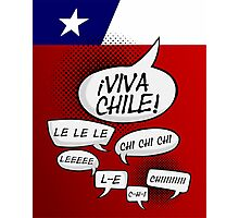 Chile Photographic Print