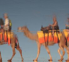 Dreaming  In Broome by Robert Armitage