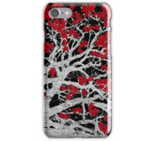Crimson Tree iPhone Case/Skin