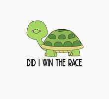 did i win the race, funny Animal Unisex T-Shirt