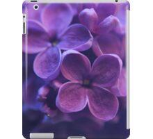 Lilac Macro - P iPad Case/Skin