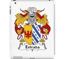 Estrada Coat of Arms/Family Crest iPad Case/Skin