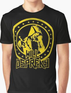 Will Ospreay Graphic T-Shirt