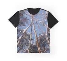 blue Graphic T-Shirt