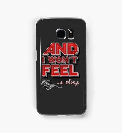 Everything you ever Samsung Galaxy Case/Skin