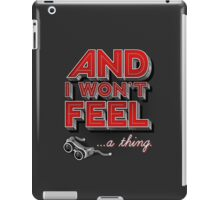 Everything you ever iPad Case/Skin