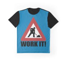 ROADWORKS Graphic T-Shirt