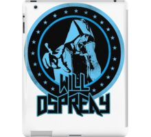 Will Osprey - Blue iPad Case/Skin