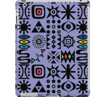 Flash Forward iPad Case/Skin