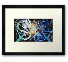 Antihero Framed Print