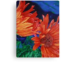 Petal Love Canvas Print