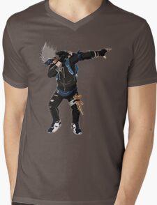-DAB- Kakashi  Mens V-Neck T-Shirt