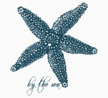 By the Sea Starfish by pencreations